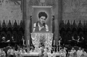 El pasado 10 de octubre, Carlo Acutis fue declarado beato. La ceremonia, se celebró en la Basílica de San Francisco de Asís (Italia), por el cardenal Agostino Vallini. Foto: Redes sociales.