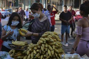"""A pesar de los desafíos planteados por la pandemia, las autoridades de Honduras han """"logrado importantes avance. EFE"""