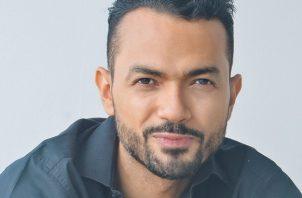 Pierre Boute, cantante y actor panameño. Foto: Instagram