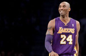 Kobe Bryant falleció en enero.