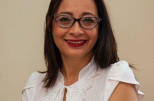 Oris I. Sanjur, directora interina del Smithsonian. CORTESÍA