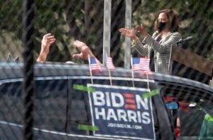 En el condado de la capital, Austin, el candidato liberal sobrepasaba con facilidad el 70%.