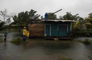 Dos mineros artesanales, primeras víctimas por el huracán Eta en Nicaragua