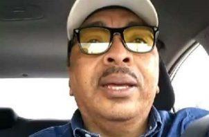 """Orman Innis compartió el video titulado """"Tenía que decirlo, perdón"""". Foto: Archivo"""