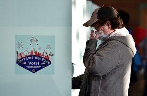 Donald Trump presenta una querella en Nevada para detener el cómputo de los votos