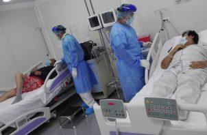 Hospital Integrado Panamá Solidario.