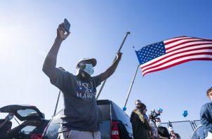 Wilmington ha sido la cuna política de Joe Biden y desde donde lanzó su campaña para ser senador. Foto: EFE