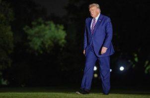 El anuncio puso fecha límite -el próximo 20 de enero- a la presidencia de Donald Trump. Foto: EFE