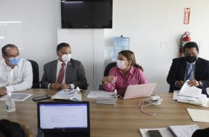 Las autoridades  y los representantes de la Anep, continuarán con el diálogo a fin de incluir a otros colegios.