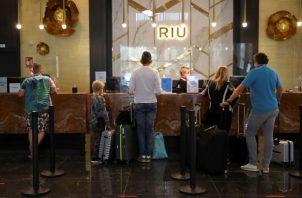 """La recuperación del turismo dependerá, en esta situación """"fluida"""", de lo que duren las restricciones. EFE"""