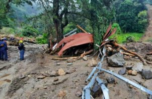 Con una institución meteorológica, se pudiera evacuar a las personas antes del desastre.