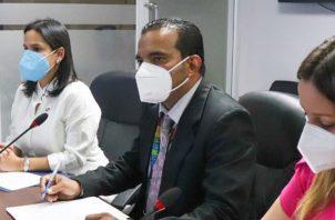 La ministra del Mides, María Inés Castillo de Sanmartín, explicó que la solicitud presentada, está destinada a cubrir los pagos del último trimestre del año 2020.