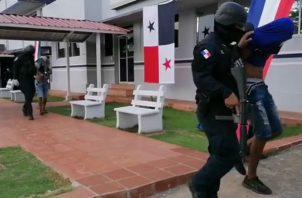 Las capturas se dieron en operativos policiales en el distrito. Foto: Eric A. Montenegro.
