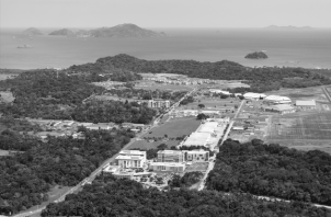 En Panamá Pacífico, hay más de 10,000 colaboradores, de los cuales 90% es mano de obra panameña. Foto: Cortesía.