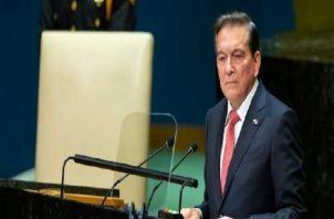 El diálogo nacional fue prometido por el presidente Laurentino Cortizo.