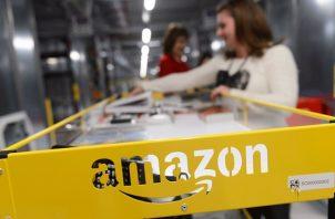 Amazon señaló que aceptará la mayor parte de los seguros médicos. Foto/EFE