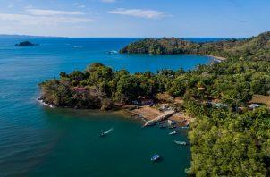 El Parque Nacional Coiba es una de las zonas de interés científico de los investigadores.