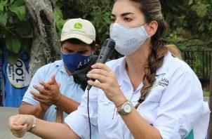 La alcaldesa de Penonomé, Paula María González, precisó que son 30 las familias que tienen sus negocios en las inmediaciones del hospital Aquilino Tejeira.