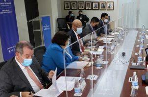 La reunión tuvo como objetivo principal la presentación de la Hoja de Ruta recientemente actualizada por el Gobierno Nacional.