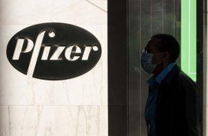 Pfizer no se ha servido de los fondos del Gobierno de EE.UU. para el desarrollo de la vacuna. Foto: EFE