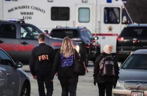 En la investigación coopera también la división de la policía federal (FBI) de Milwaukee, a cuyas afueras está Wauwatosa. Foto: EFE