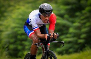 Christofer Jurado, el primer ciclista panameño clasificado a unas Olimpiadas, ha tenido un año lleno de buenos resultados. Fepaci