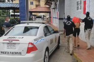 Los sujetos fueron señalados tras el homicidio de Segundo Jiménez, quien murió luego de recibir heridas con arma blanca presuntamente para robarle.