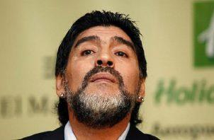 Maradona siempre levantó pasiones.