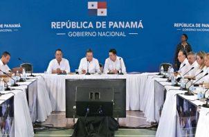 El Consejo de Gabinete aprobó millones de dólares para tres proyectos.
