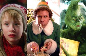 'Home Alone', Buddy de la cinta 'Elf' y 'El Grinch'. INTERNET