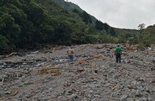 Los deslizamientos por causa de Eta, propician una mayor evaluación de las áreas protegidas.