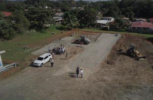 El hospital de campaña servirá de apoyo a la capacidad de respuesta que ofrece el Hospital Nicolás A. Solano en la provincia de Panamá Oeste.
