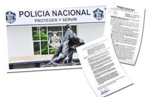 Piden información sobre la figura de agregado de Policía.