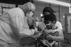 Panamá recibirá el primer lote de vacunas de la farmacéutica Pfizer, el segundo de AstraZeneca y el tercero, de Jhonson & Jhonson, entre enero a marzo de 2021. Foto: Cortesía.