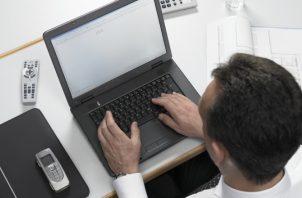 Pandemia genera altos niveles de consumo de Internet en Panamá.