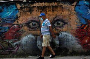 Panamá registra una mortalidad por la COVID-19 de 71,5 por cada 100.000 habitantes. EFE