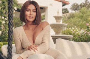 Khloe Kardashian. Instagram