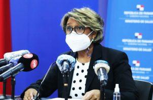 La viceministra Ivette Berrío aclaró quiénes serán los primeros en ser vacunados, entre los que no figuran diputados. Víctor Arosemena