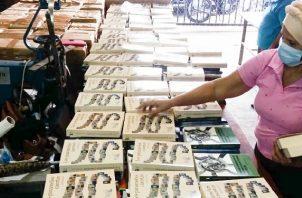 Serán obras de destacados escritores panameños. Foto: Cortesía