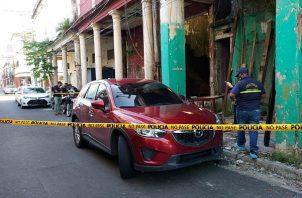 La Policía Nacional llevó a cabo una serie de operativos y además hay dos personas bajo investigación por este asalto a mano armada.
