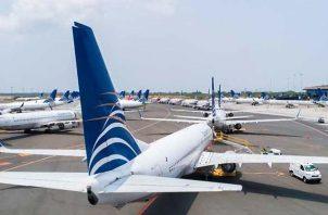 La suspensión de los vuelos es a partir del 13 de diciembre.