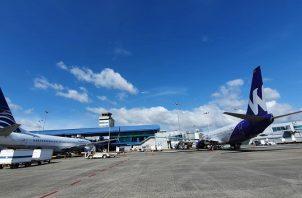 Los vuelos entre Panamá y Venezuela fueron suspendidos desde el 13 de diciembre de 2020. Foto/Archivo