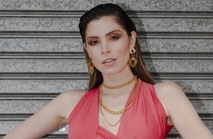 Lola de los Santos, Miss Uruguay. Instagram