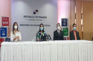 La modificación del Decreto sobre el vale digital que excluía a los menores de 25 años dependiente económicamente generó protestas en las calles.