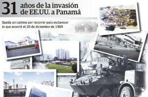 A 31 años de la invasión de los Estados Unidos a Panamá.