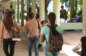 Angarita señaló que para que los estudiantes pudieran hacer sus prácticas se tuvo que negociar con varias empresas privadas.