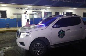 La joven llegó procedente de la comunidad de Villa Alondra en el corregimiento de Puerto Pilón.