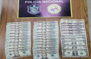 El delito de estafa se cometió en el área de Panamá Oeste.
