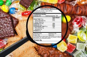 Son pocos los que le prestan atención a la etiqueta nutricional de los productos. Foto: Ilustrativa / Pixabay