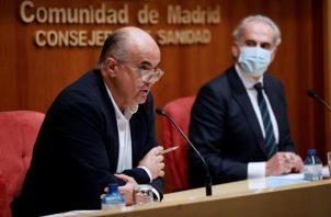 Autoridades de Salud actualizan información sobre la situación epidemiológica en España. EFE